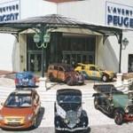 Peugeot Museum of Adventure