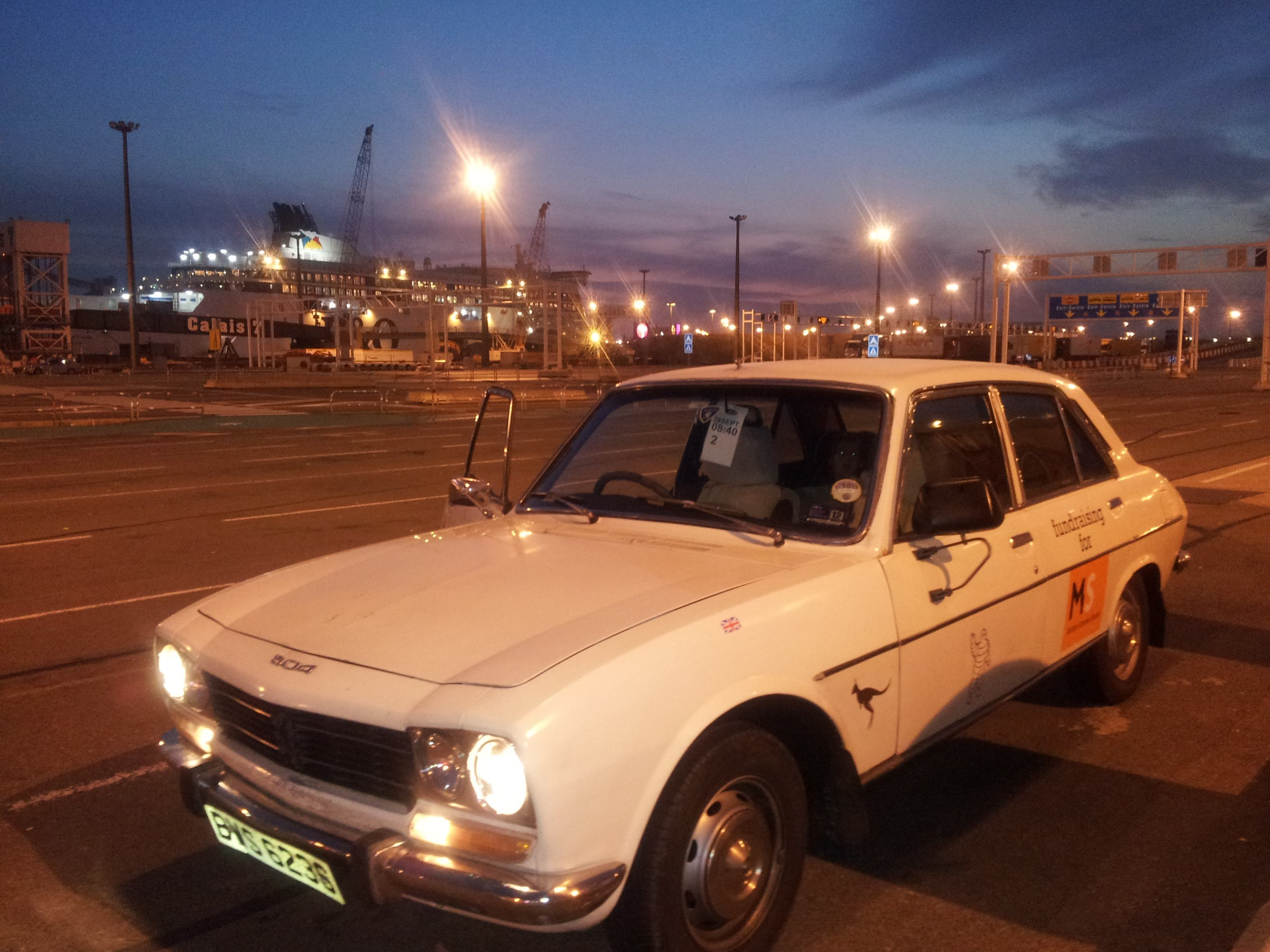 Clancy The Peugeot 504 With 1 Million Km On The Clock Living La